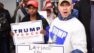 La communauté internationale félicite Donald Trump et souhaite coopérer avec les États-Unis