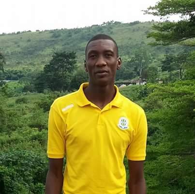 Football : l'attaquant tchadien Hassan Brahim Djibrine tête de buteurs du championnat gabonais