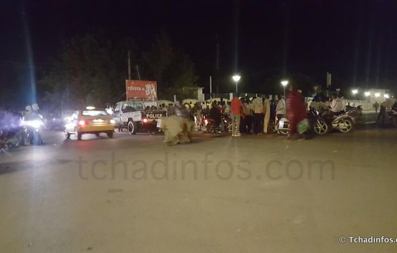 Tchad : accident mortel à la Place de la Nation