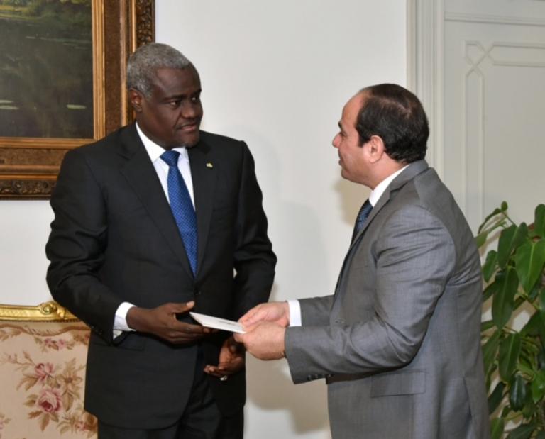 Présidence commission UA: Moussa Faki en tournée au Maghreb