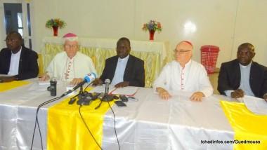 TCHAD : La Conférence Episcopale propose de pistes de solutions pour remédier a la crise