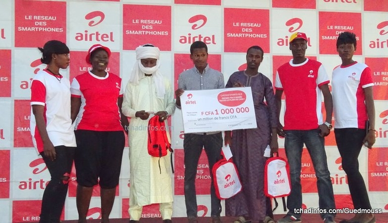 Promo Airtel fin d'année : Des heureux gagnants sont récompensés