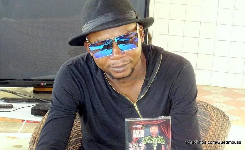 Musique : Bâton Magic lance son 3e album «force du cœur»