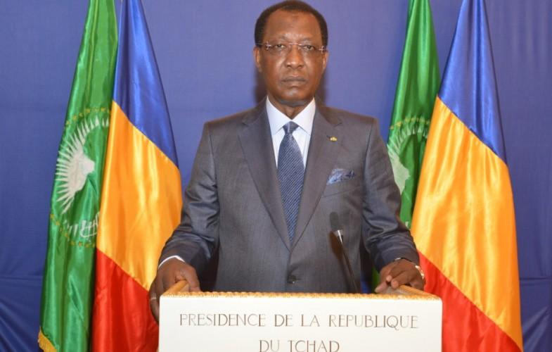Message à la Nation du Président de la République du Tchad Idriss Deby Itno