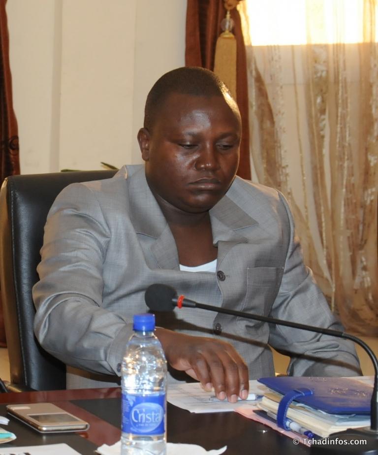 Tchad : Gomdigué Baïdi Lomey suspendu du gouvernement