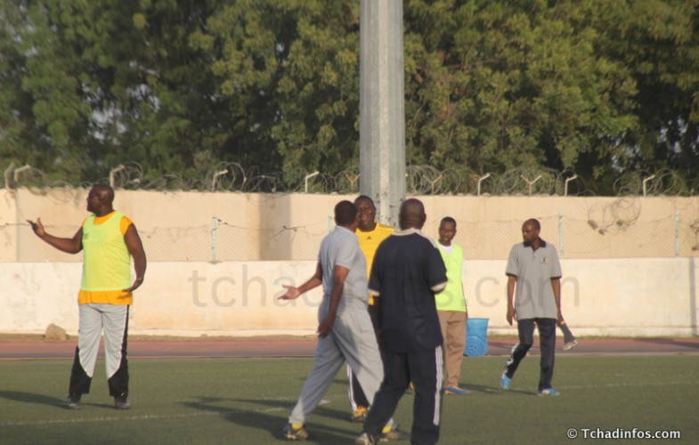 Tchad : un match de football entre gouvernement et grandes institutions de la République ce 9 décembre