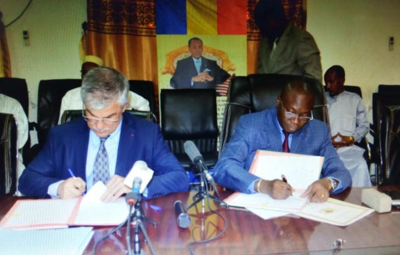 L'AFD apporte un appui budgétaire de 3,5 milliards de F CFA au Tchad