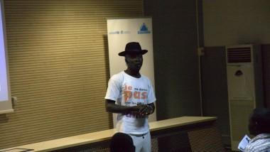 """Human of N'Djamena : Aleva Ndavogo Jude, le maître des """"enfants de la rue"""" en danse"""
