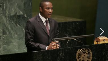 Le Burkinabè Jean-Baptiste Natama lauréat du Prix Mandela du panafricanisme 2016