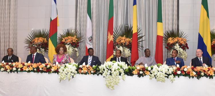 """Sommet CEMAC : recherche de """"solutions"""" à la crise économique qui secoue la région"""