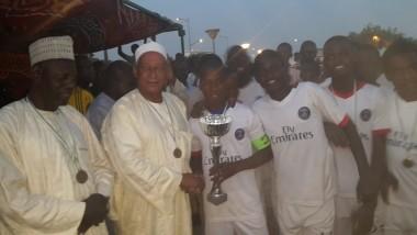 Football: l'école de football Aozou remporte la coupe U17 du 2e arrondissement de N'Djamena