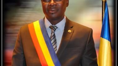 Human Of N'Djamena: deputé YOMBOMBE Théophile Madjitoloum, 3e Vice-président de l'Assemblée