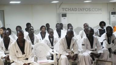 Tchad : lancement du championnat national de Taekwondo