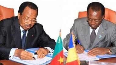 Le Cameroun  a fait un prêt bilatéral de 30 milliards FCFA au Tchad en 2016