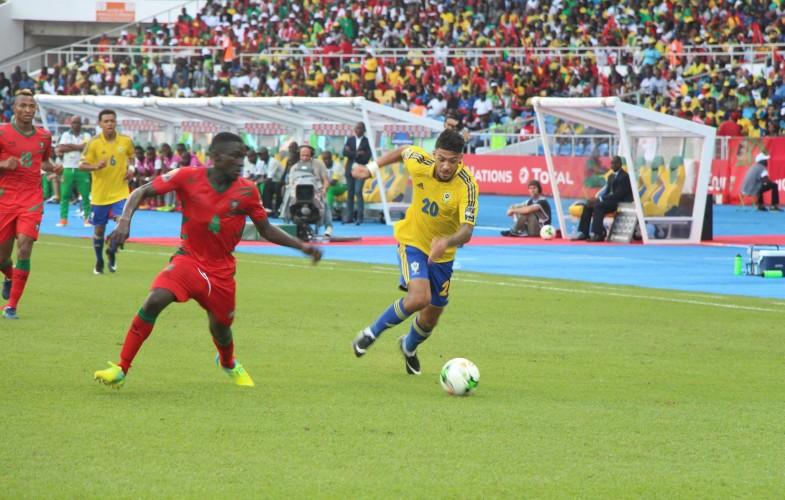 CAN 2017: le Gabon et la Guinée Bissau se neutralisent en match d'ouverture (1-1)