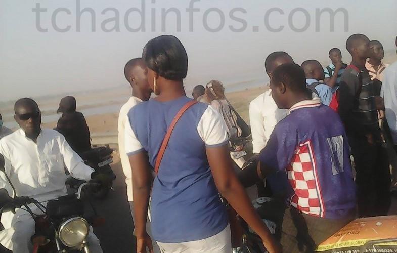 Tchad : des étudiants bloquent momentanément le pont à doubles voies