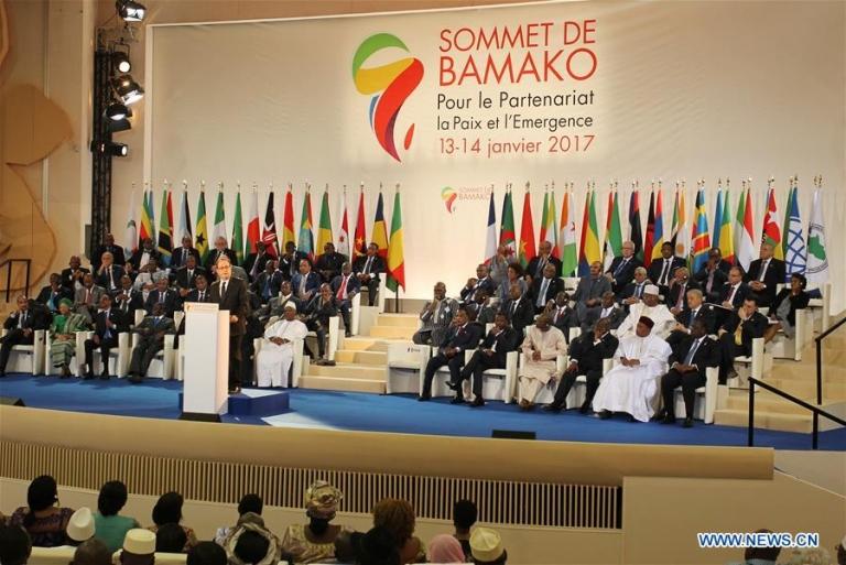 Le 27e Sommet Afrique-France de Bamako a pris fin par l'adoption d'un plan global de lutte contre le terrorisme