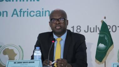 Amine Idriss Adoum nous aide à comprendre l'élection à la Présidence de la commission de l'UA