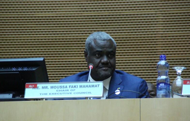 Le Tchad sollicite le soutien de Djibouti pour la candidature tchadienne à la présidence de la Commission de l'UA
