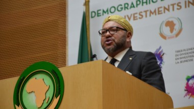 """""""Il est l'heure de rentrer à la maison"""" Le roi du Maroc Mohammed VI"""