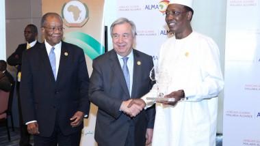 Le Tchad primé pour son leadership dans la lutte contre le paludisme