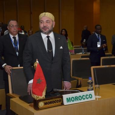Le roi marocain Mohammed VI priorise des programmes des jeunes