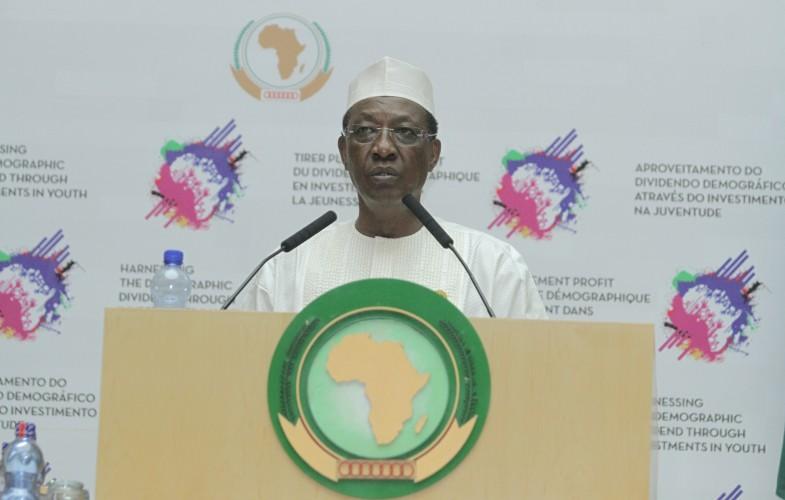 Ouverture du 28e sommet de l'UA : discours de SEM Idriss Deby Itno, President en exercise de l'UA