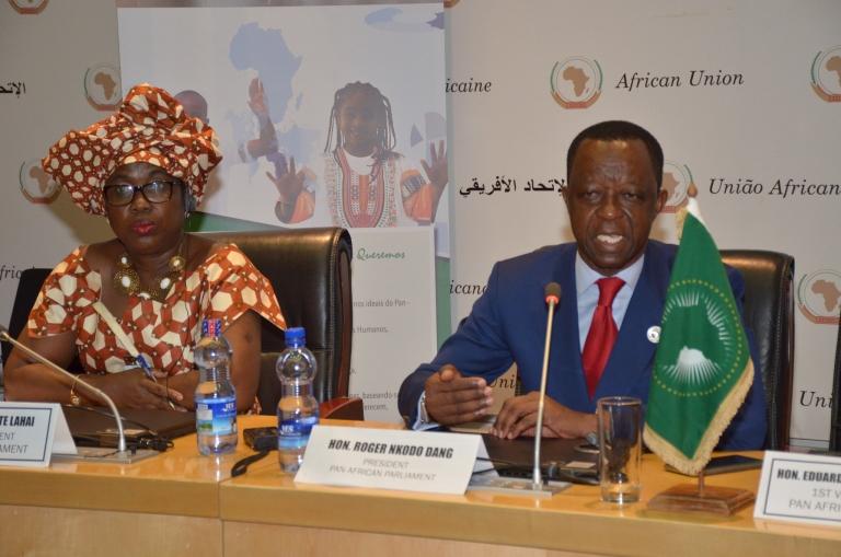 Les dirigeants africains appelés à ratifier le nouveau protocole du parlement panafricain
