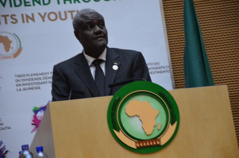 الاتحاد الأفريقي: الجزر الخضراء تدعم ترشيح موسى فكي محمد لرئاسة مفوضية الاتحاد الافريقي