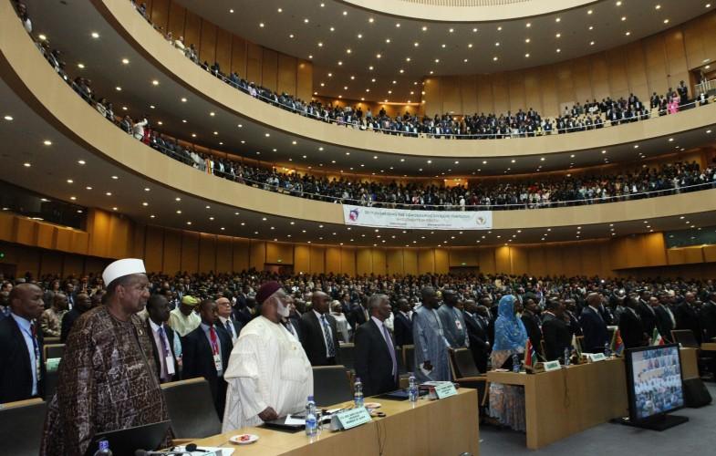 Afrique : le 32ème Sommet de l'UA s'ouvre sur la question des réfugiés et déplacés