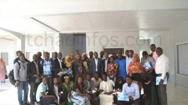 Tchad : 30 jeunes formés par ADETIC sur l'application mobile