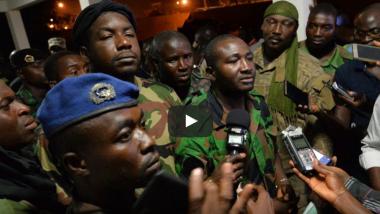 Côte d'Ivoire : les mutins retiennent le ministre de la Défense