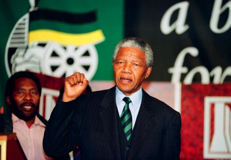Afrique du Sud : l'ANC fête son 105e anniversaire