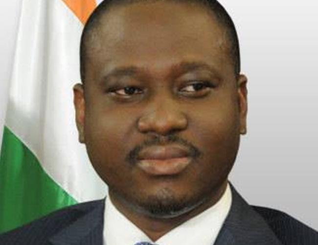 Côte d'Ivoire : Guillaume Soro réélu président de l'Assemblée nationale