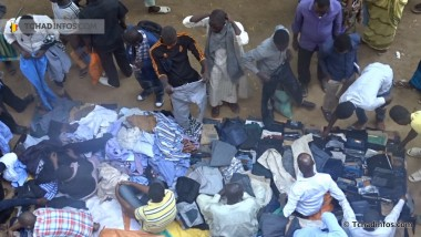 Tchad : en période de crise, la friperie a le vent en poupe