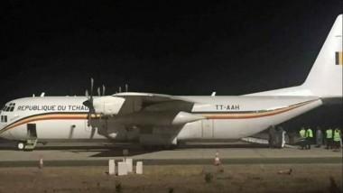 Un avion-cargo tchadien affrété pour transporter les affaires de Yahya Jammeh