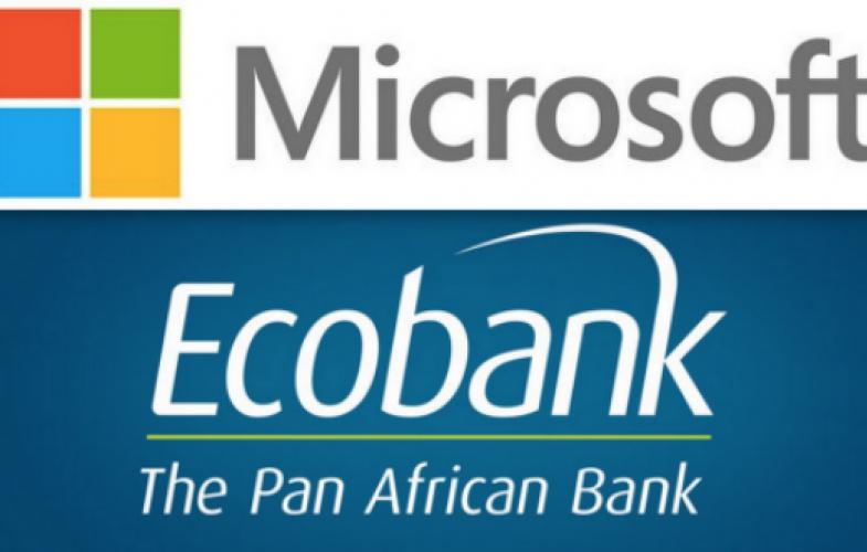Ecobank et Microsoft s'allient pour la modernisation rapide des grandes villes d'Afrique