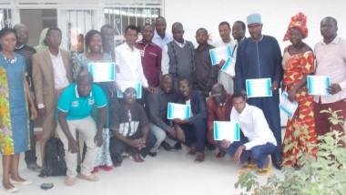 Tchad: le Réseau des Organisations de la Société Civile pour la Nutrition se forme sur les droits à la santé