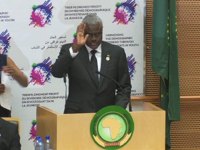 Tchad : Moussa Faki démissionne du gouvernement pour la commission de l'UA