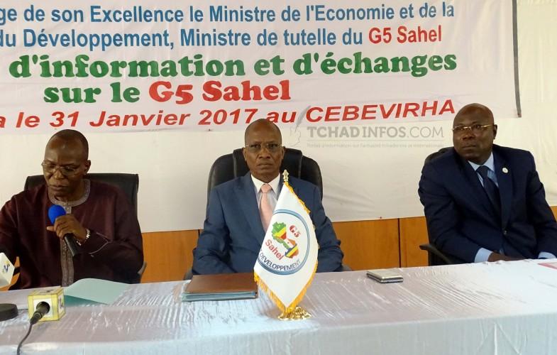 Tchad: Une journée d'information et d'échange sur le G5 Sahel à N'Djaména