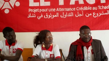Tchad : le PACT présente ses ambitions au public