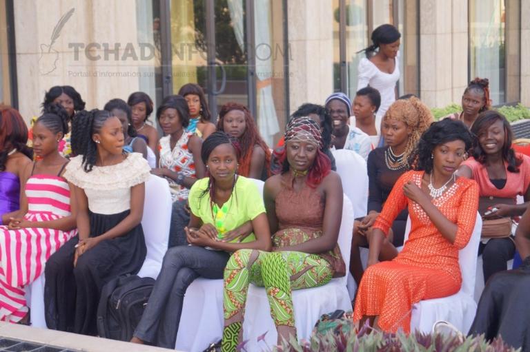 La présélection pour l'élection Miss Tchad 2017 est lancée