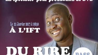 Culture: l'humoriste Kartsym en spectacle à l'IFT