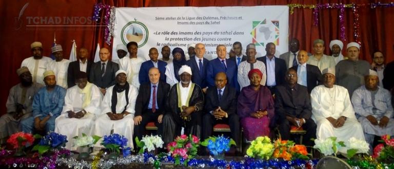 Tchad : les Oulema des pays du Sahel échangent sur l'extrémisme violent à N'Djaména