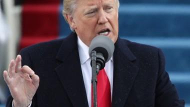 Donald Trump, 45e président des Etats-Unis