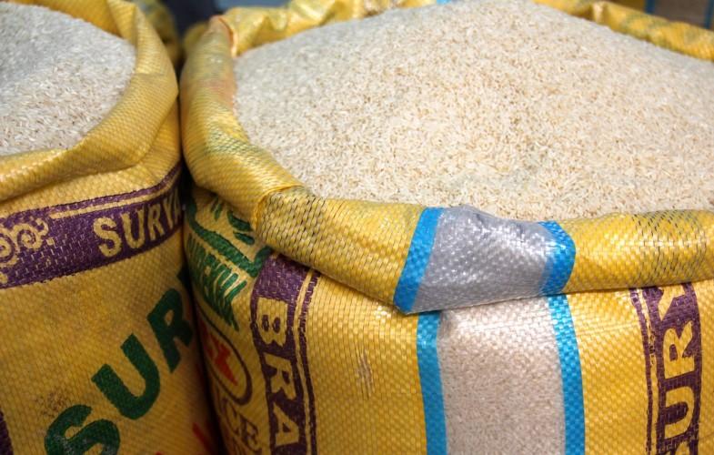 Tchad : la Chine offre 5.000 tonnes de riz à la population