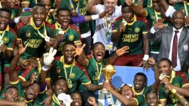 Football : le Cameroun remporte la CAN 2017
