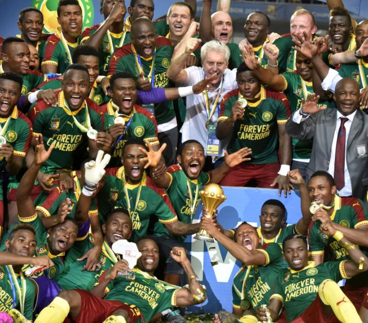 Football : le Cameroun remporte la CAN 2017