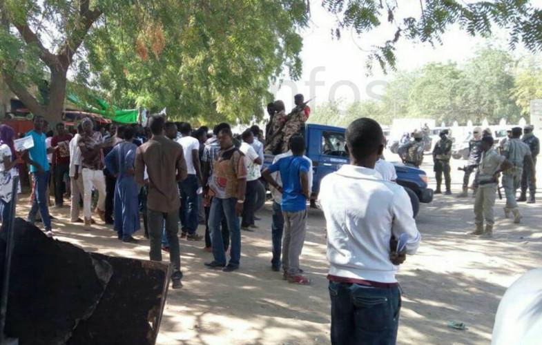 Tchad: 71 étudiants jugés en huis clos