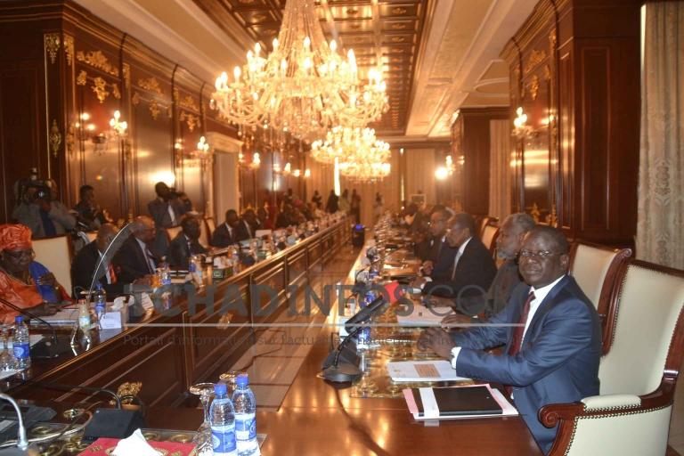 Conseil des ministres: le gouvernement adopte trois projets de texte